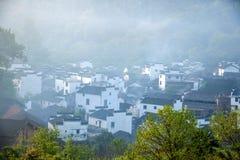 Jiangxi Wuyuan Shicheng villages Stock Images