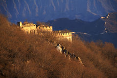 Jiankou Great Wall Royalty Free Stock Images