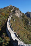 Jiankou Greatwall Stock Image