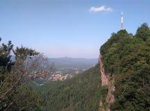 Jianmenpas Stock Foto