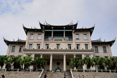 Jiannan Hall, Xiamen-Universität Stockbild