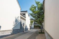 Jianzi alley Stock Photos