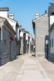 Jianzi alley Stock Images
