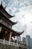 Jiaxiu Tower in guiyang city Royalty Free Stock Images