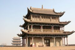 JiaYu Pass Royalty Free Stock Images