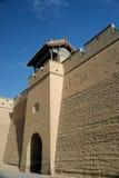 jiayuguan πύργος Στοκ Εικόνες