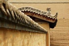 JiaYuGuan - форт JiaYu - строб шелкового пути Стоковое Изображение RF