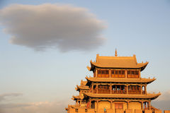 Free JiaYuGuan City Royalty Free Stock Images - 27117859