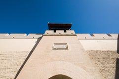 Jiayuguan-Festung Stockbilder
