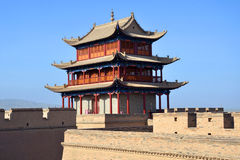 Jiayuguan Stock Photography