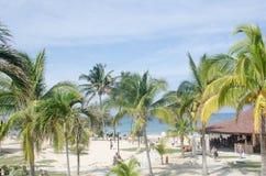 Cuban Holiday Resort Stock Photo