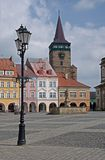 Jicin, Czech republic Royalty Free Stock Images