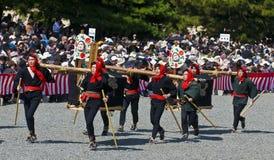 Jidai Matsuri  festival Stock Image