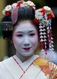 Jidai Matsuri Festival Lizenzfreie Stockfotografie