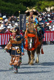 Jidai Matsuri  festival Royalty Free Stock Photography