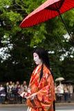 Jidai Matsuri festival in Kyoto, Japan Royalty Free Stock Photography