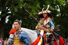 Jidai Matsuri festival Kyoto, Japan Royalty Free Stock Photo