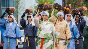 Jidai Matsuri in Kyoto, Japan Stock Photos