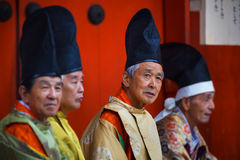 Jidai Matsuri in Kyoto, Japan Stock Images