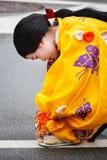 Jidai Matsuri in Kyoto, Japan Royalty Free Stock Images