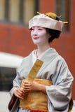 Jidai Matsuri in Kyoto, Japan Stock Photo
