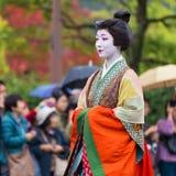 Jidai Matsuri in Kyoto, Japan Stock Photography