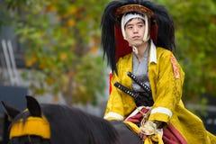 Jidai Matsuri in Kyoto, Japan Royalty Free Stock Image