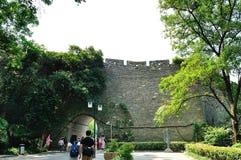 The Jiefang gate Stock Photos