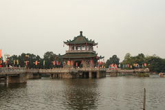Jieyang West Lake Stock Photography