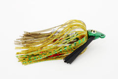 Jig lure for fishing Stock Image