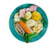 Jiggs dinner Stock Images