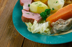 Jiggs dinner Royalty Free Stock Photography