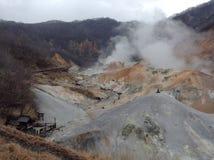 Jigokudani Mountain Royalty Free Stock Image