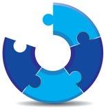 Jigsaw Royalty Free Stock Photography