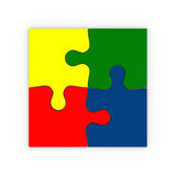 Jigsaw Royalty Free Stock Photo