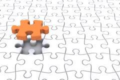 Jigsaw Royalty Free Stock Photo