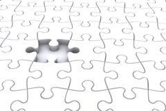 Jigsaw royalty free illustration