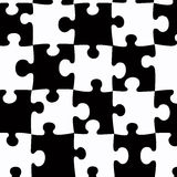 Jigsaw. Pieces Stock Photography