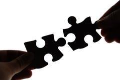 Jigsaw Stock Photo