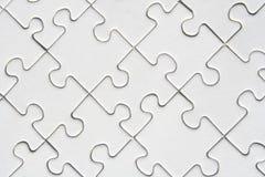 Jigsaw background Stock Images