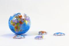 Jigsaw Earth Stock Photos