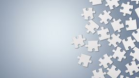Jigsaw piece. Puzzle part of adversity jigsaw puzzle confusion complexity stock photo