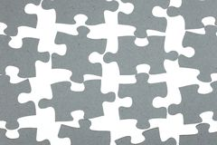 Jigsaw Pieces Royalty Free Stock Photos