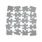 Jigsaw Pieces Stock Image