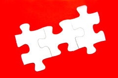 Jigsaw Puzzle Stock Photography