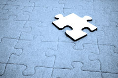 Free Jigsaw Puzzle Stock Photography - 2053032