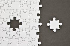 Jigsaw Puzzle. Royalty Free Stock Image