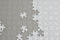 Jigsaw puzzle. Stock Image