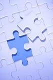 Jigsaw puzzle Royalty Free Stock Photos