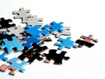 Free Jigsaw Puzzle Royalty Free Stock Images - 657799